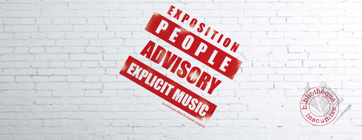 People Advisory Explicit Music au Centre culturel de Libramont-Chevigny